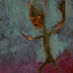 akryl na plátně,soukromá sbírka
